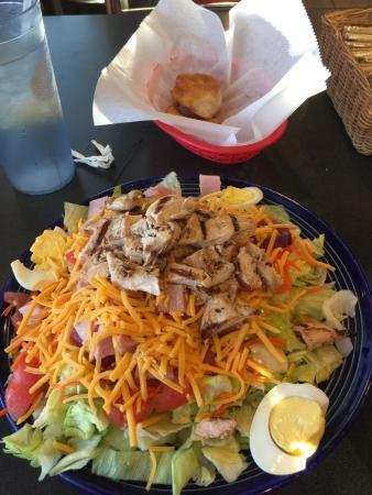 The Blue Plate: Sheff salad!!!