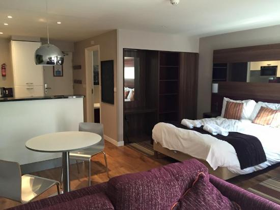 Center Parcs Whinfell Forest Executive Apartment