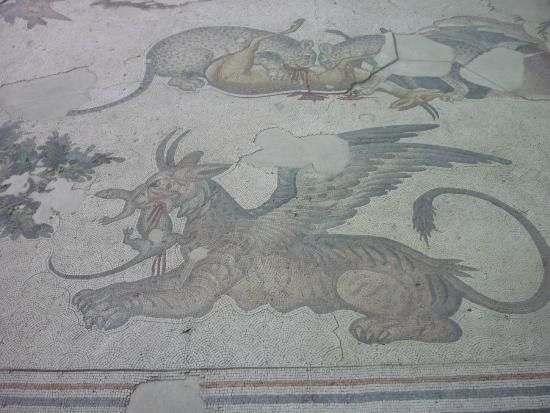 Great Palace Mosaic Museum - Picture of Mosaic Museum ...