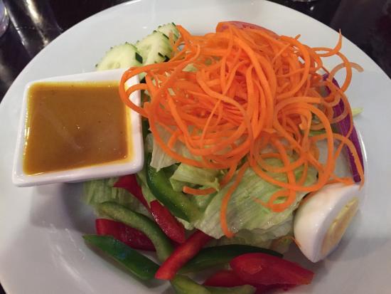 Acasia Thai Restaurant: Salad