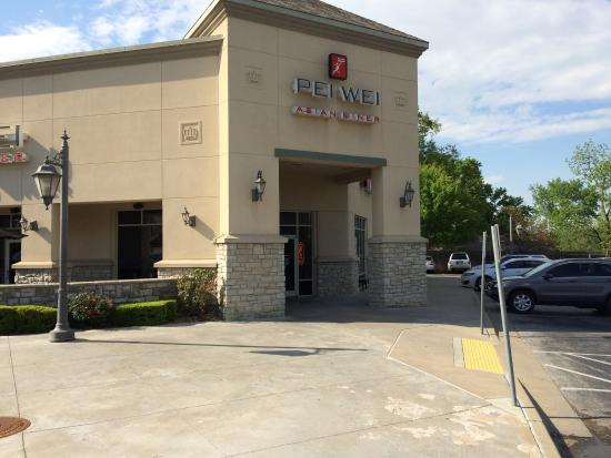 Pei wei asian diner asian restaurant 5954 s yale ave for Asian cuisine restaurant tulsa