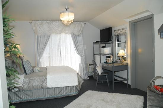 The North Shore Inn: Wow her with this room