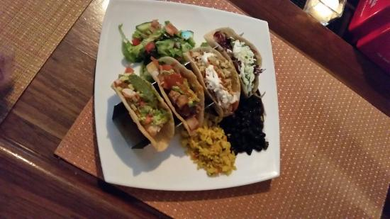 Chef Luis: Just a little sample!