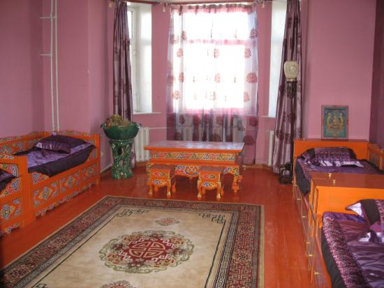 Lotus Guesthouse: Traditional 4 bed dorm