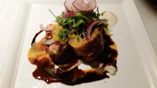 Roy's Waikiki Beach: Chicken dish