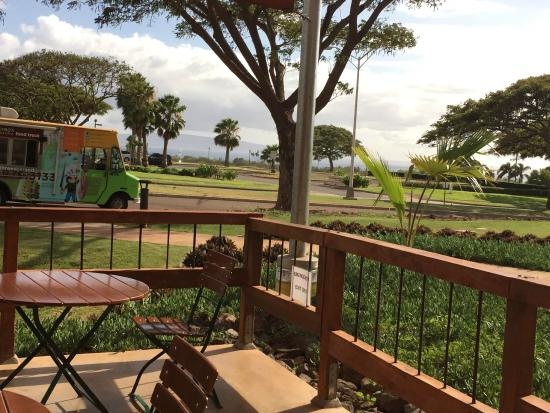 Attractive Maui Brewing Company: Outside Patio View