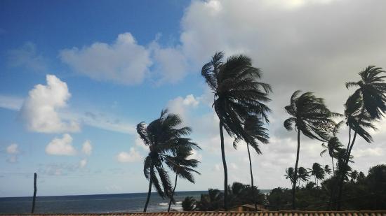 Pousada Luar Da Praia: playa