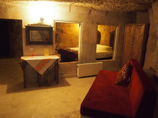 Monte Cappa Cave House: My room