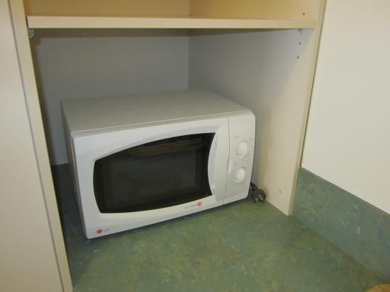 Snowgum Motel: All Rooms Have Microwave Ovens