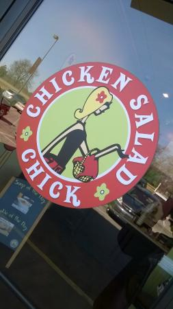 Chicken Salad Chick: The Chick!