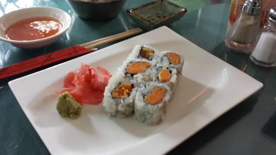 House of Hong Incorporated: Sweet potato roll