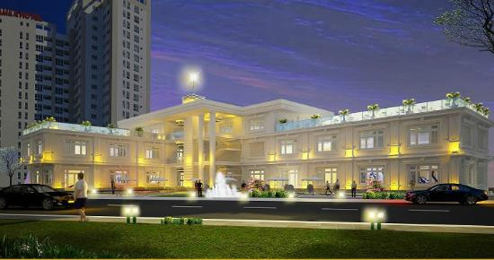 Grand Square Convention Center & Restaurants