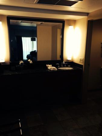 Biltmore Hotel & Suites: Sink