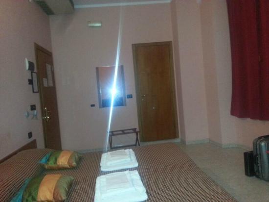 Hotel Galata : La stanza