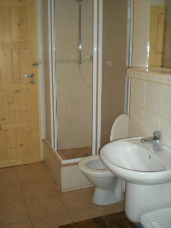 Mountain Hotel Bilikova chata: Bathroom