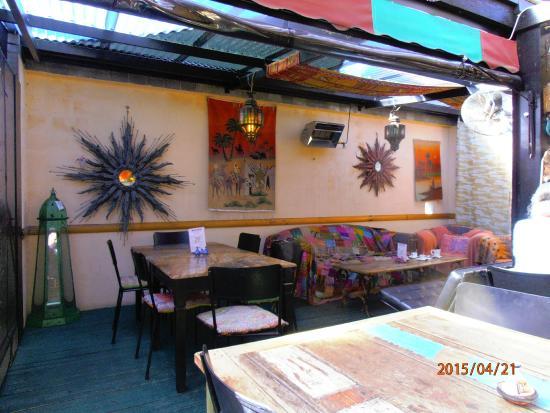 Cafe Fez: Cafe