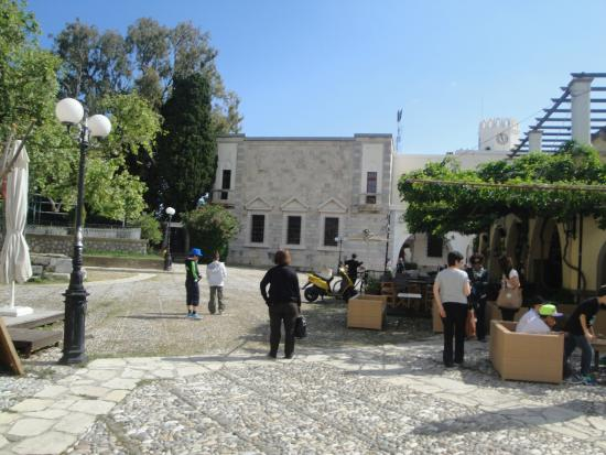 Hippocrates Tree : Πλάτανος του Ιπποκράτη και η γύρω περιοχή...!!!