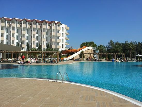 Schone Anlage Picture Of Arcanus Side Resort Side Tripadvisor