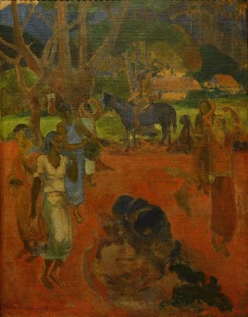 paul gauguin agony garden Paul gauguin (  1848 † 1903 ) paul gauguin  the agony in the garden à paul gauguin post-impressionnisme numéro d'article : phd334.