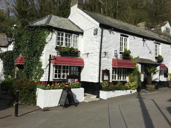 Cottage Bed and Breakfast: The Cottage, Polperro, Cornwall