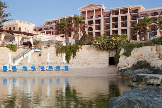 The Westin Dragonara Resort, Malta: Sandy Cove