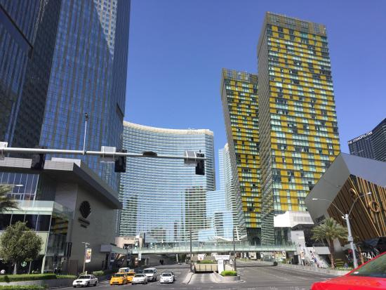aria resort and casino check in time