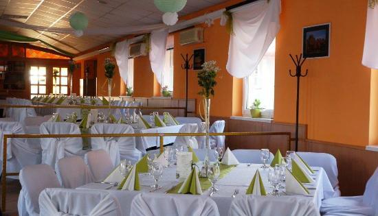 Hotel Hableány Restaurant
