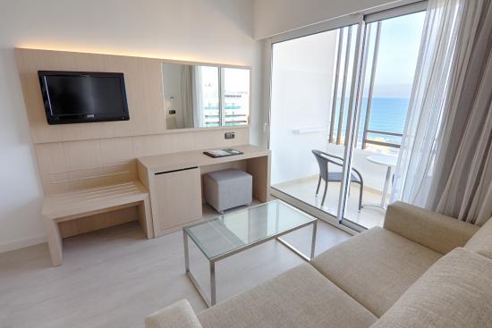 SENTIDO Playa del Moro: Junior Suite Vista Mar/ Sea View