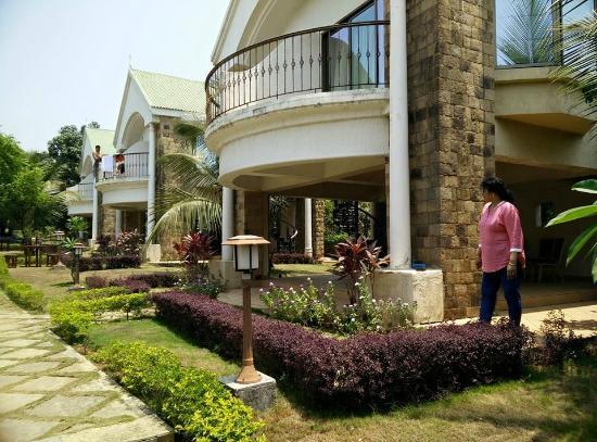 Pool Picture Of The Silverador Resort Club Mumbai Tripadvisor