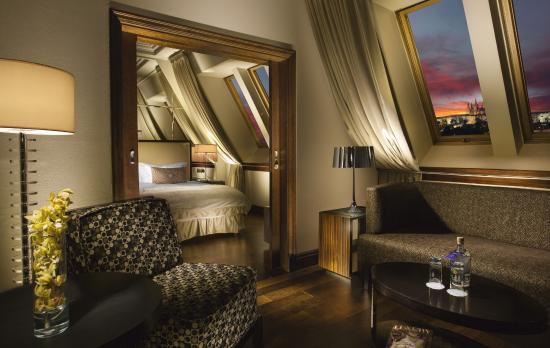 Radisson Blu Alcron Hotel, Prague : Castle View Suite