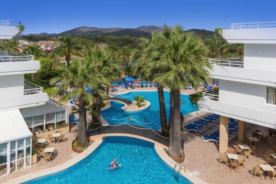 General Pool View - Picture of Viva Eden Lago, Port d'Alcudia - TripAdvisor