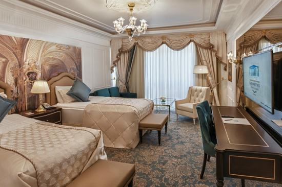 Main Building Standart Room Ana Bina Standart Oda Picture Of Kaya Artemis Resort And Casino Bafra Tripadvisor