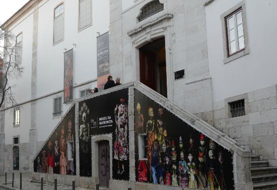 Puppet Museum (Museu da Marioneta)