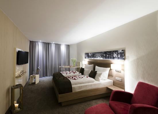 Best Western Plus Parkhotel Velbert: Hochzeitszimmer
