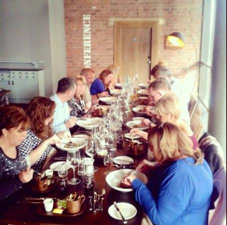 Cheshire Mersey Wine School - Day Classes: Saturday Wine Tasting With Lunch Liverpool