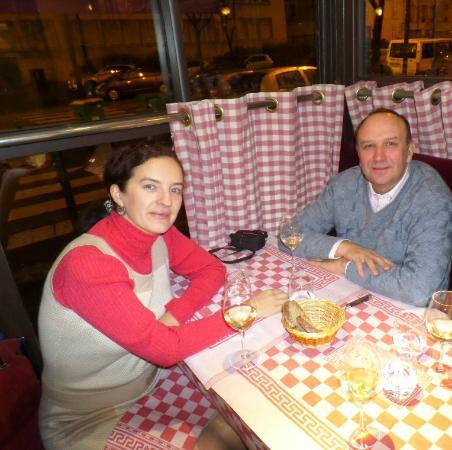 L'Auberge D'chez Eux: в ожидании ужина
