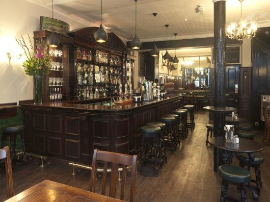 Photo of Bar The Hat and Tun at 3 Hatton Wall, London EC1N 8HX, United Kingdom