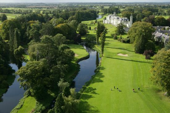 The K Club: The 16th Hole on The Palmer Ryder Cup Course