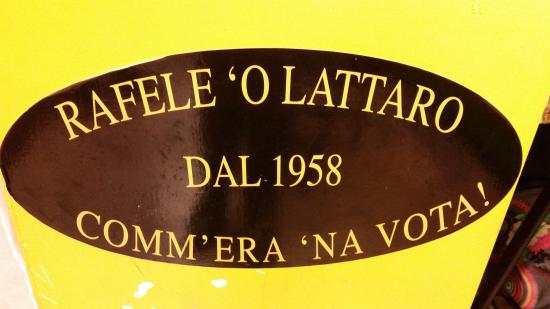 Salumeria Rafele o' Lattaro