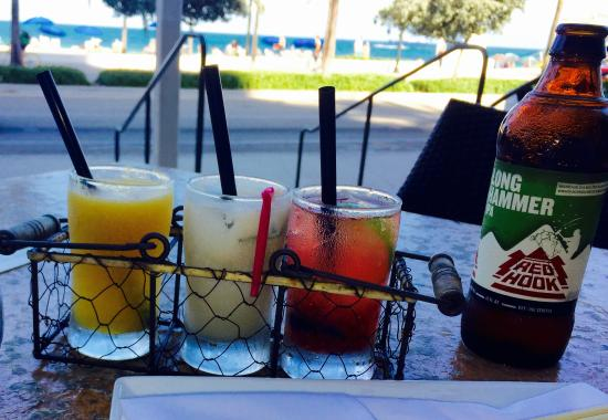 Drinks picture of s3 sun surf sand restaurant fort for Asian cuisine ocean pines