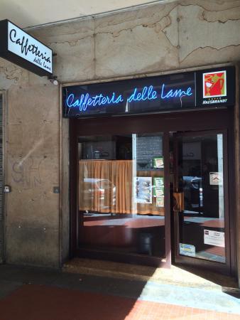 Caffetteria delle lame