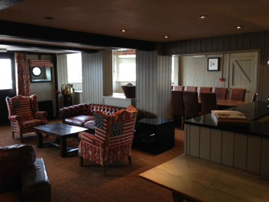 The Pier Hotel At Harwich Residents Lounge
