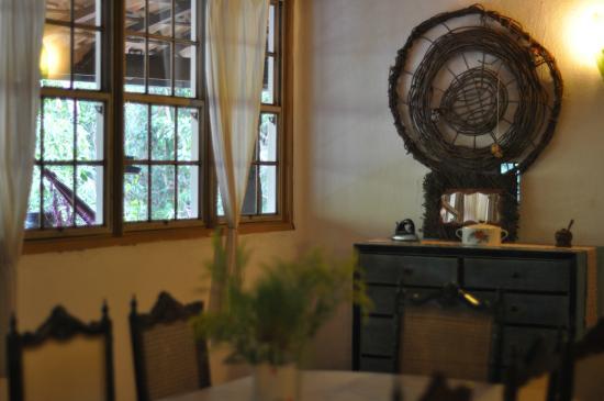 Pousada Verde Folhas : Sala de estar