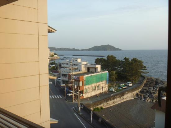 Yumotokan New Hamajima: 部屋からの眺め