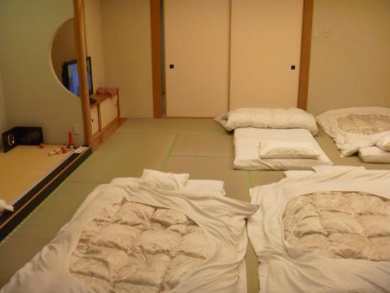 Yumotokan New Hamajima: 別館の部屋