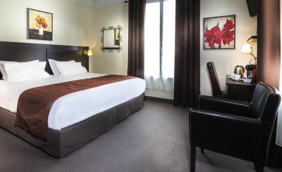 Hotel Chatillon Paris Montparnasse : Deluxe