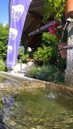 Office de tourisme de praz sur arly 2018 ce qu 39 il faut - Office de tourisme chatillon sur chalaronne ...