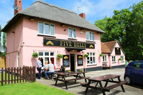 ‪The Five Bells‬
