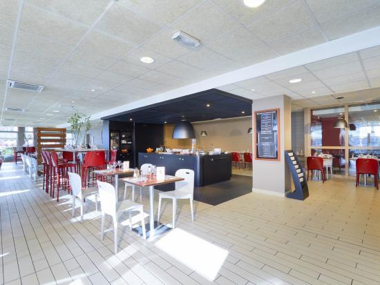 Campanile Lyon Centre - Gare Part Dieu : Restaurant