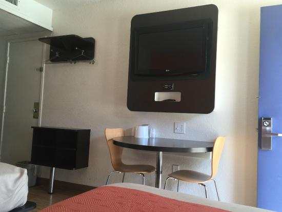Motel 6 Ardmore : Guest Room